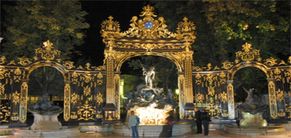 Place Stanislas Et Place De La Carri U00e8re